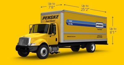 Penske Truck Rentals