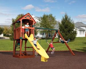 Backyard Adventure Treehouse Junior 1 Idaho