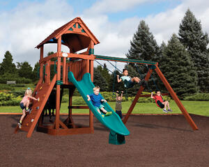 Backyard Adventure Junior 2 Playset Idaho