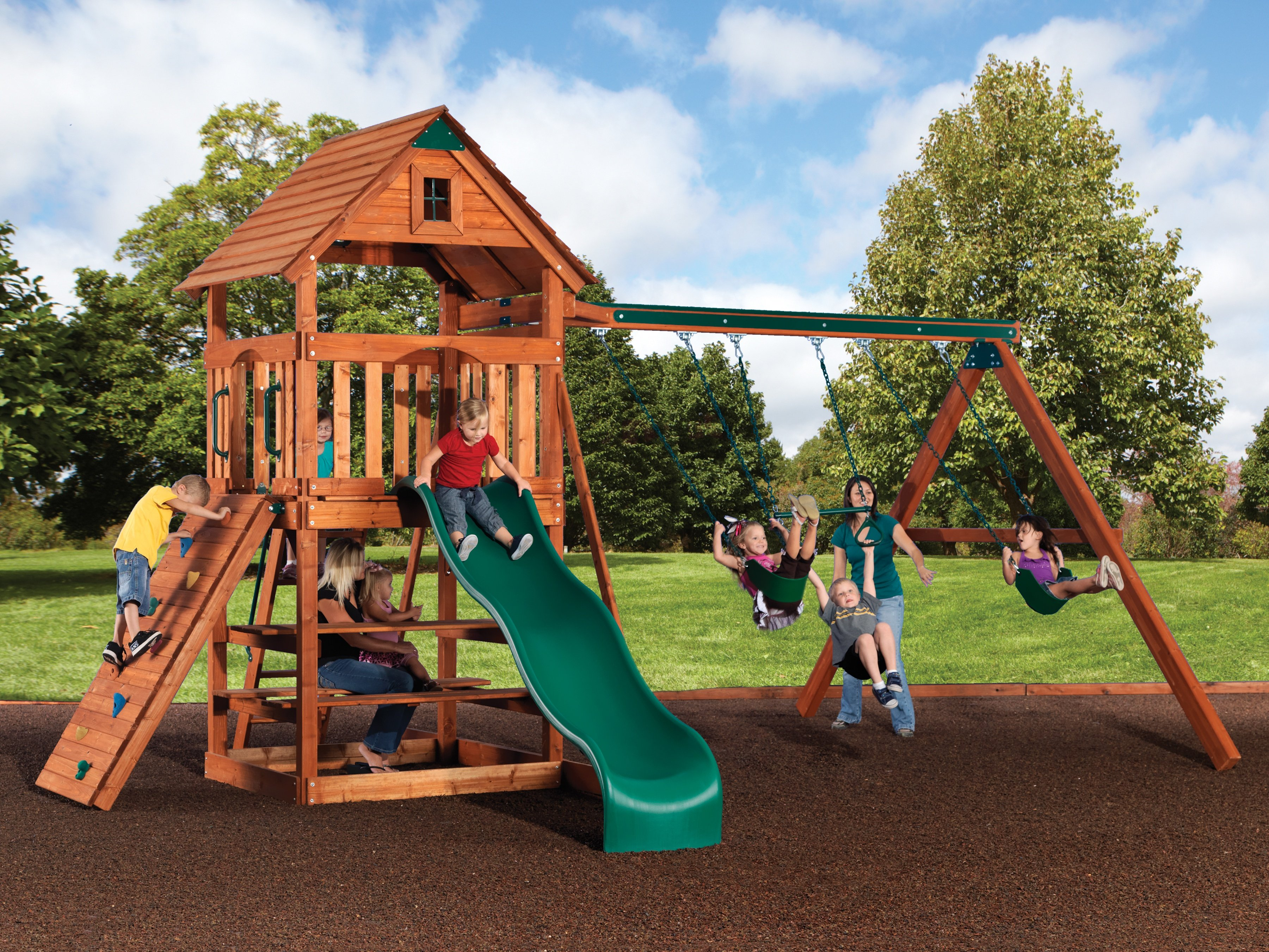 Backyard Adventures Magellan 1 Playset