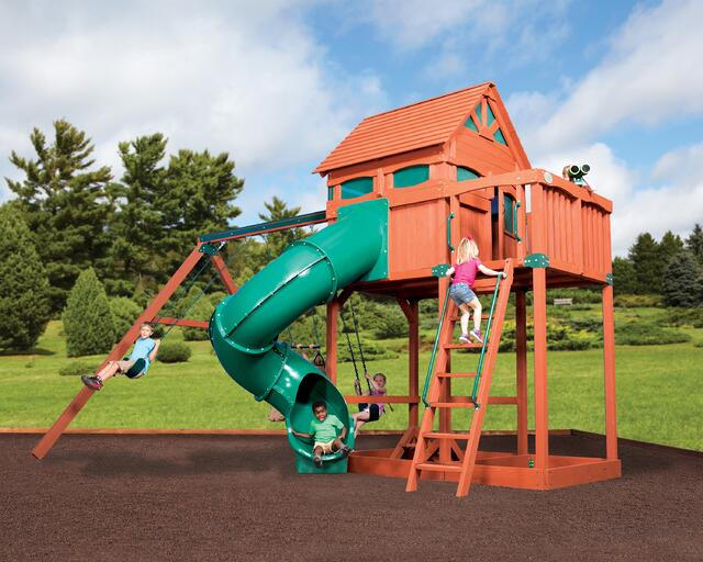 Backyard Adventures Playsets And Playgrounds