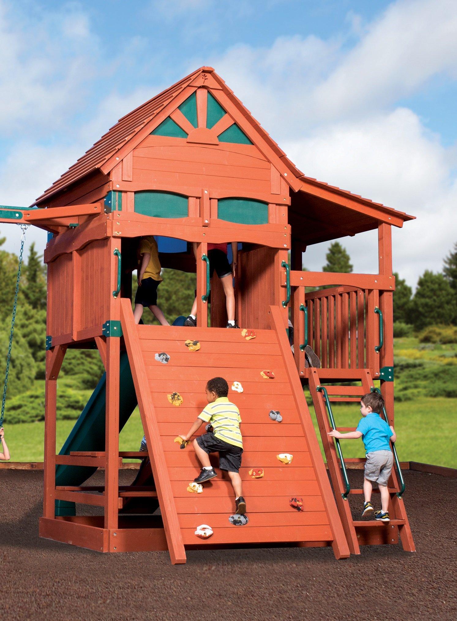 Backyard Adventures Treehouse Series in Idaho