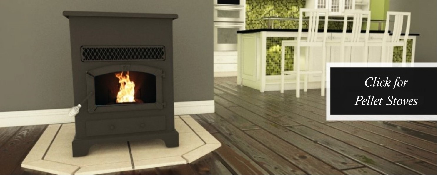 Pellet Stoves available at Idaho Outdoor Solutions