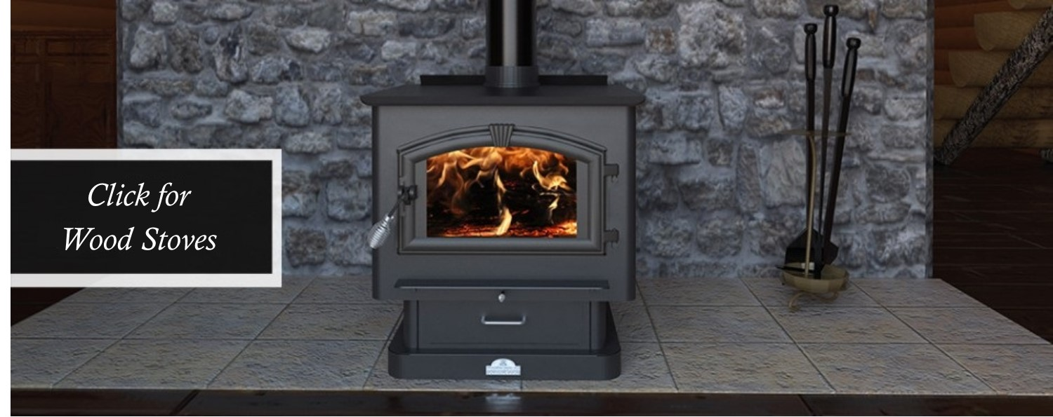 Wood Stoves available from Idaho Outdoor Solutions