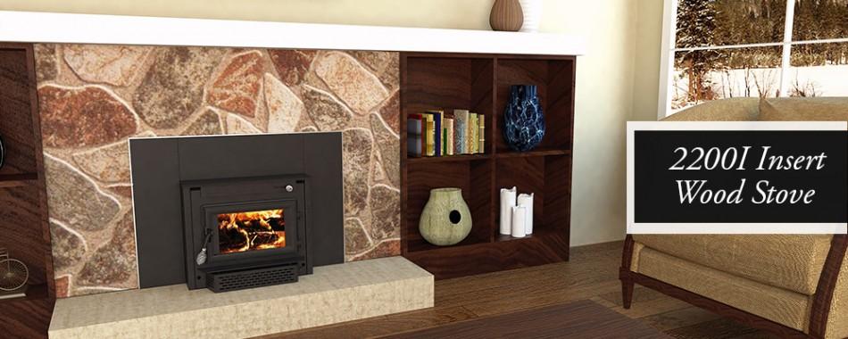 Wood Stove model 2201 Insert