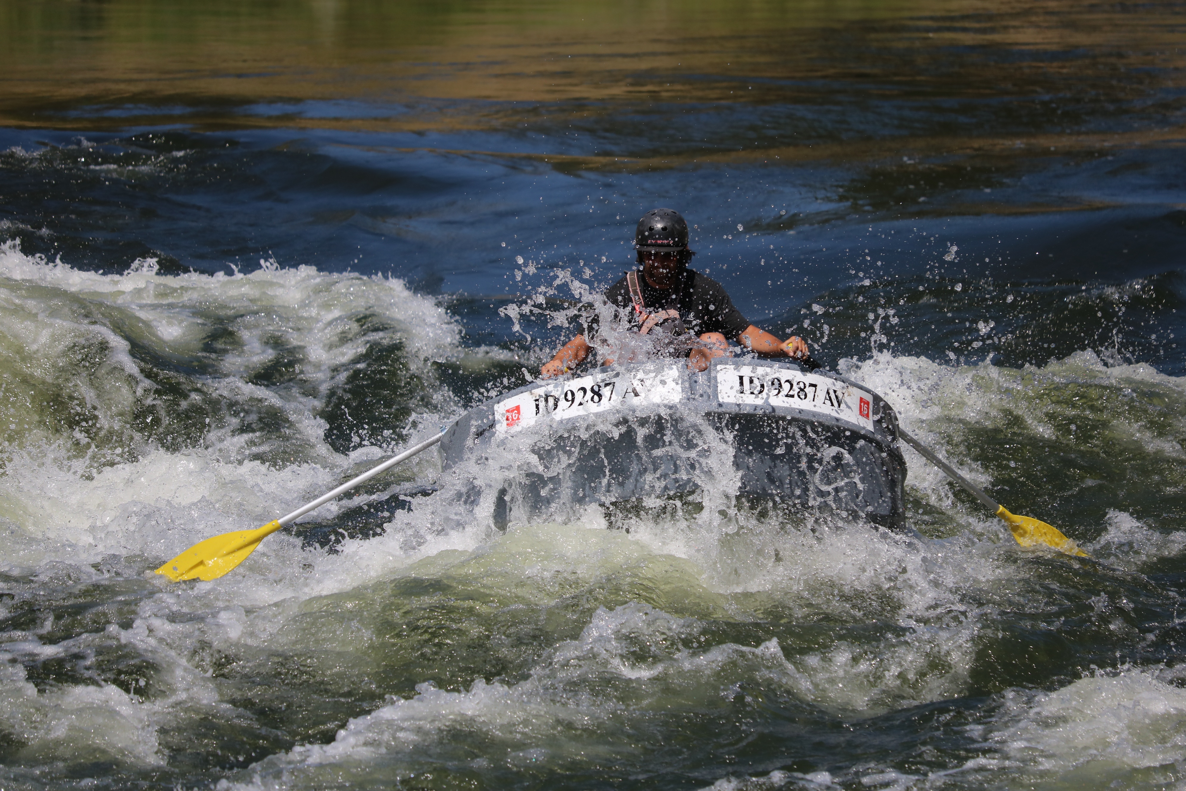 ultraskiff class 3 rapids