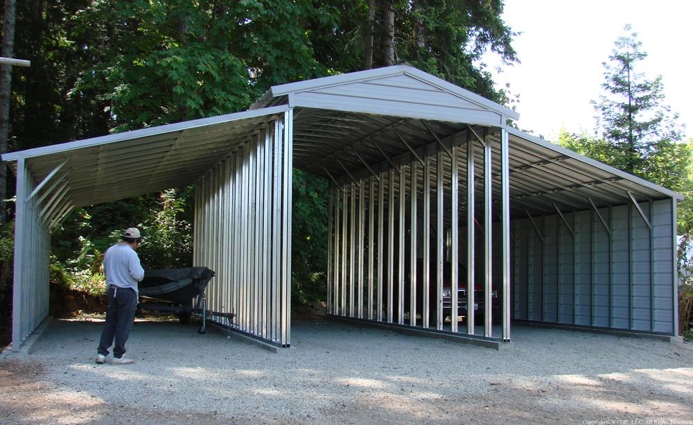 West Coast Metal Buildings Idaho Barn