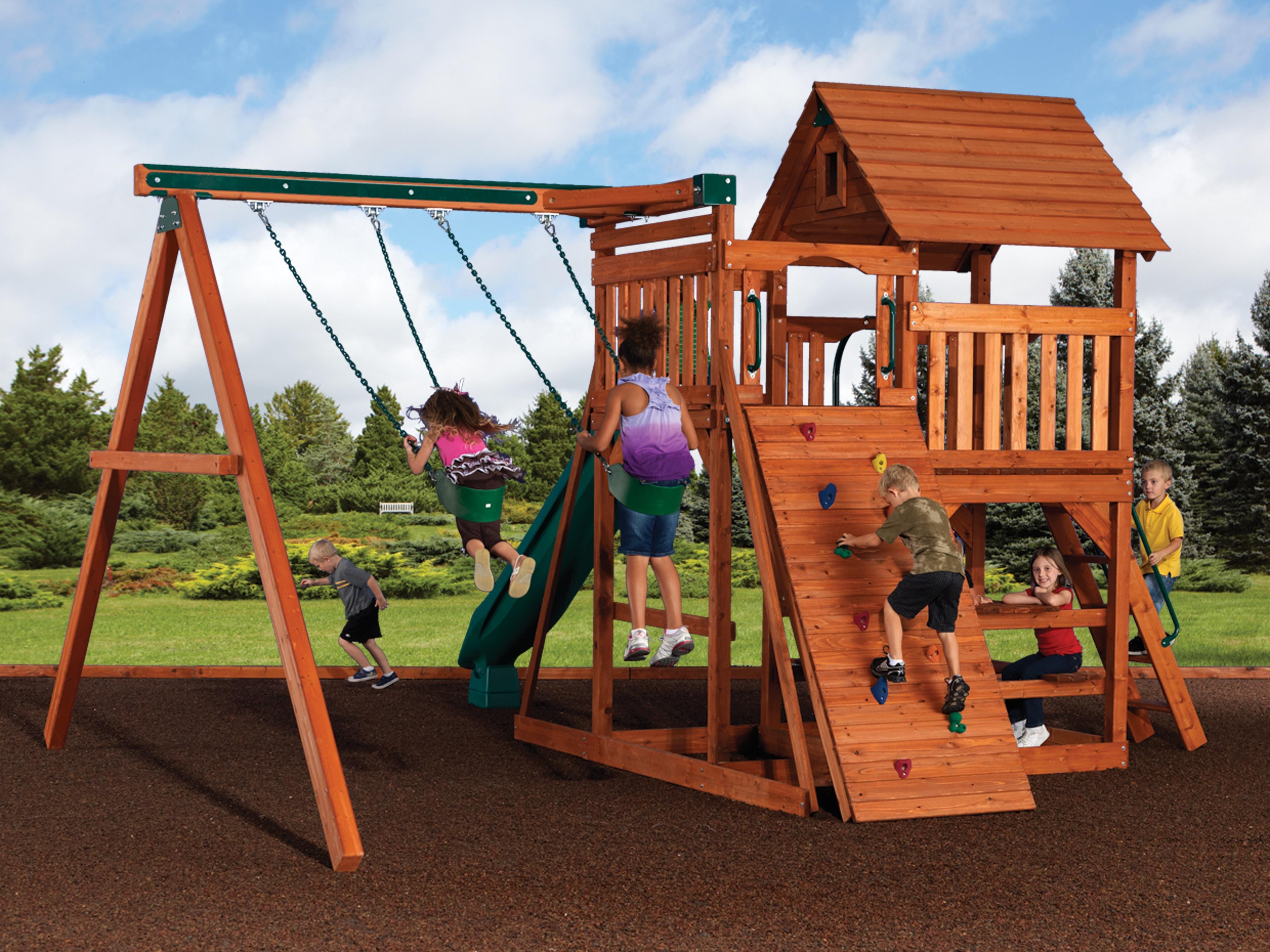 backyard adventures magellan 3 outdoor playsets