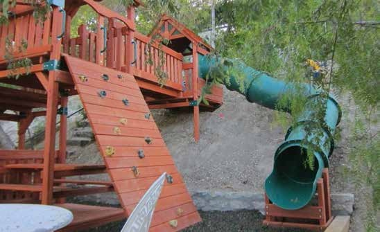 Customize Backyard Adventures Idaho Playset Installed