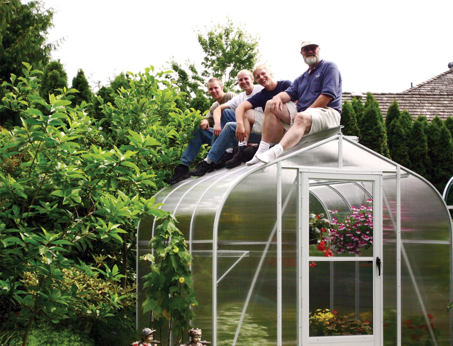 Greenhouse for Yard